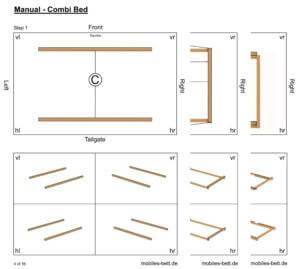 Construction Manual - Combi Bed