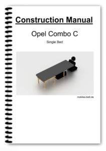 Cover Opel Combo C Single Bed