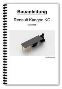 Bauanleitung - Renault Kangoo KC Einzelbett