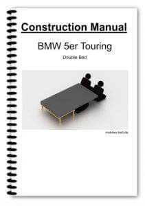 Cover BMW 5er Touring Double Bed