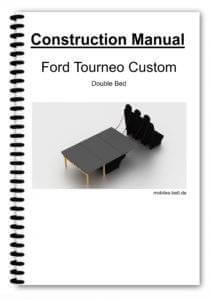 Cover Ford Tourneo Custom Double Bed