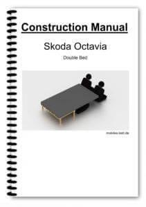 Cover Skoda Octavia III Double Bed